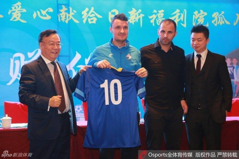 Budescu a fost prezentat la noua sa echipă! Românul va purta tricoul cu numărul 10