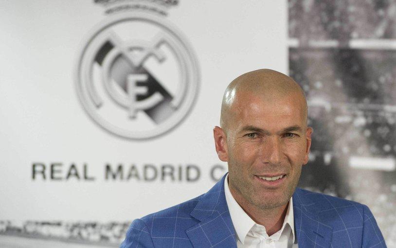 Zidane a semnat un contract cu Real Madrid valabil până în 2018