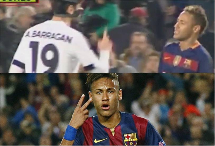 Neymar a încălcat o lege nescrisă a fotbalului! Cum a încercat să-i umilească pe jucătorii Valenciei în victoria cu 7-0 | VIDEO