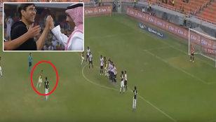 VIDEO Sânmărtean e fantastic: gol superb din lovitură liberă şi pasă de gol pentru Al Ittihad. Victorie la scor pentru echipa lui Piţurcă