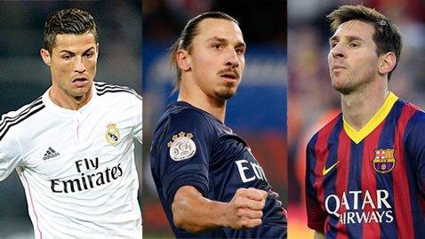 Nu Messi, nu Ronaldo, nici Ibra. El e cel mai tare BOMBARDIER din Europa. Marchează un gol în fiecare meci şi domină topurile