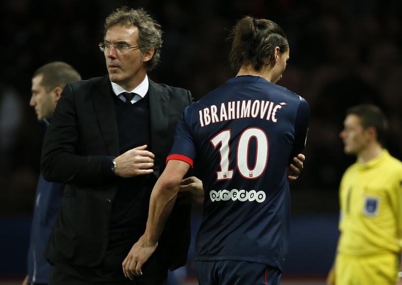 Laurent Blanc şi-a prelungit contractul cu PSG până în 2018