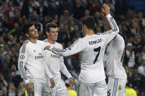 Real Madrid a fost sancţionată de Comisia Europeană cu 25 de milioane de euro