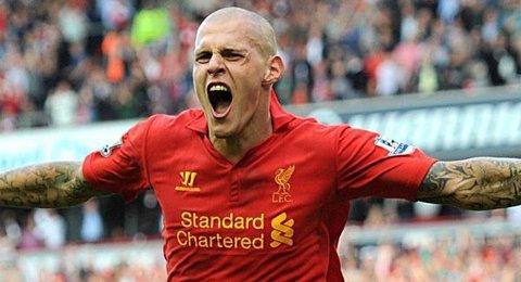 FOTO GENIAL! Fanii lui Liverpool nu credeau că vor vedea imaginea asta :) DURUL Skrtel şi-a lăsat părul să crească! Cum arată acum