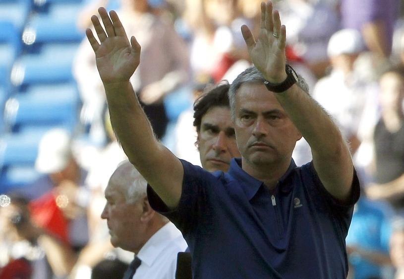 Mourinho revine mai repede decât se anticipa! Englezii anunţă că duminică va sta pe bancă la un derby de tradiţie