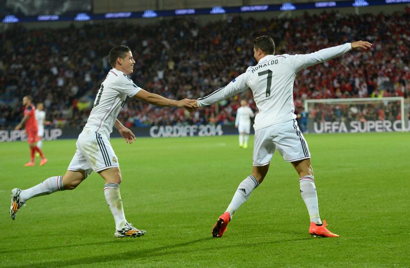 Unul dintre cele mai bine păstrate secrete a ieşit la iveală! FOTO | Cât câştigă James Rodriguez la Real Madrid