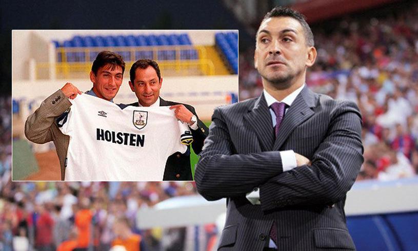 """GENIAL! Ce l-a întrebat Ilie Dumitrescu pe managerul lui Tottenham, imediat după ce a semnat! """"Nu am putut să-i răspund"""""""