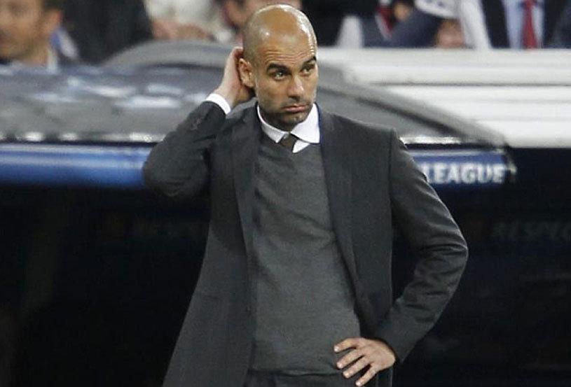 Plecarea lui Guardiola la City i-a făcut pe fanii lui Bayern să EXPLODEZE. FOTO | Mesajul jignitor al ultraşilor la adresa lui Pep