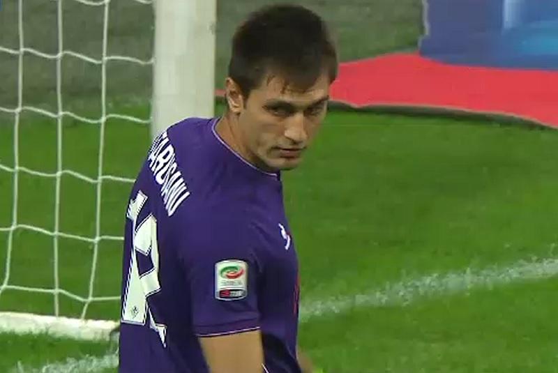 Tătăruşanu, înger şi demon pentru formaţia lui Paulo Sousa în Fiorentina - Napoli 1-1. A greşit la golul lui Higuain, dar şi-a salvat echipa în alte trei situaţii clare de gol! Chiricheş, doar rezervă