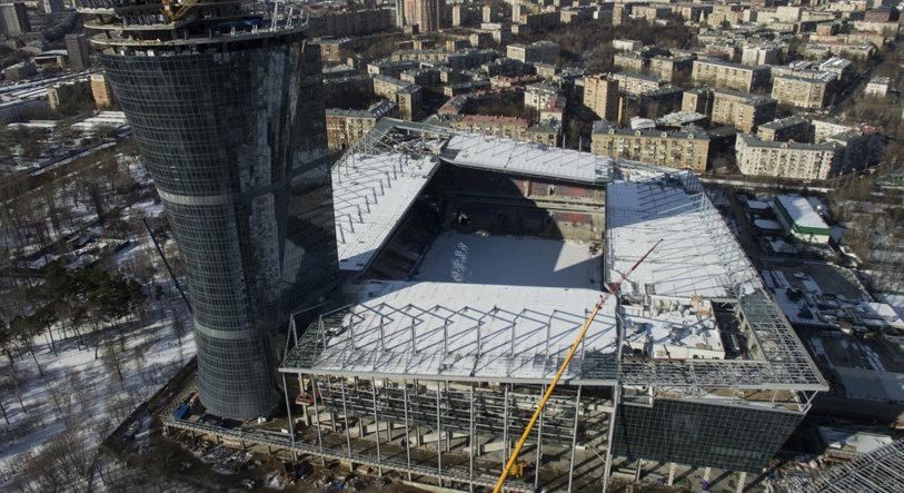 FOTO | Un nou stadion-bijuterie e APROAPE GATA şi va fi inaugurat în acest an! Cum va arăta la finalul lucrărilor