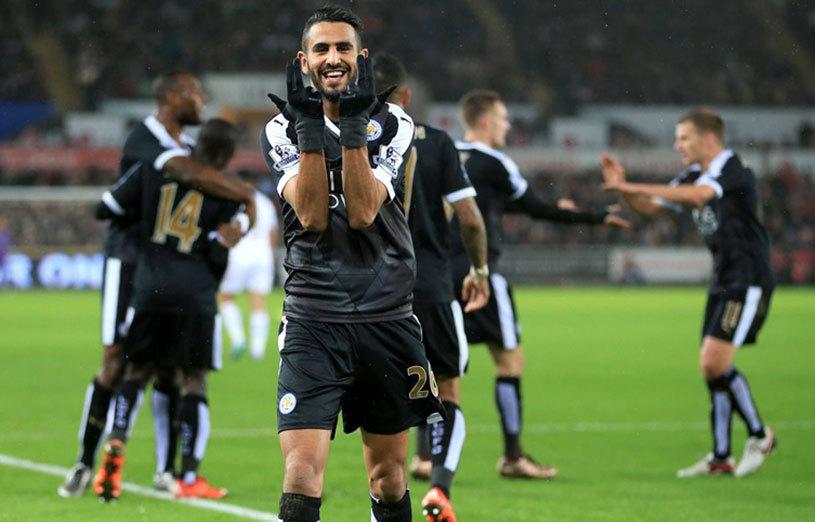 """""""Credeam că sunt o echipă de rugby!"""" A semnat, iar acum e CEL MAI DORIT jucător din Anglia! Dezvăluirea genială a lui Mahrez"""