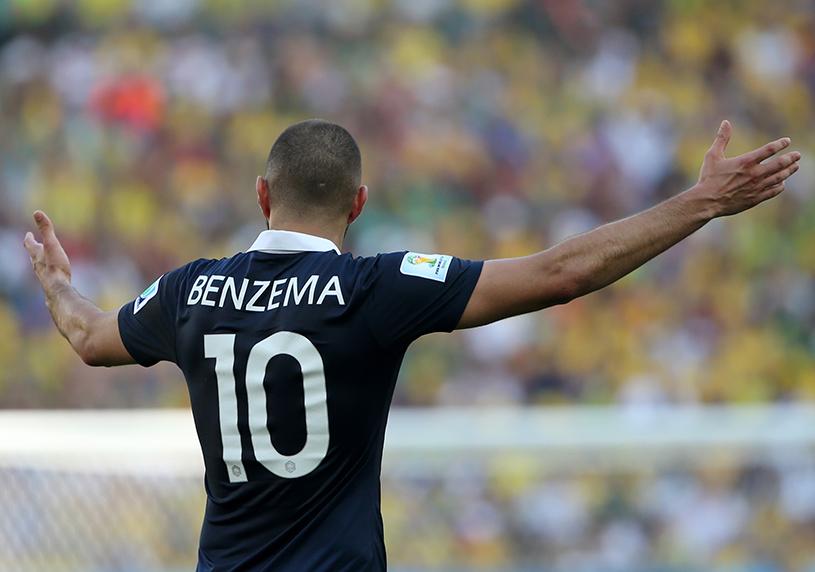 Karim Benzema are din nou probleme cu justiţia: atacantul francez a fost citat ca martor într-un dosar de trafic de droguri şi spălare de bani