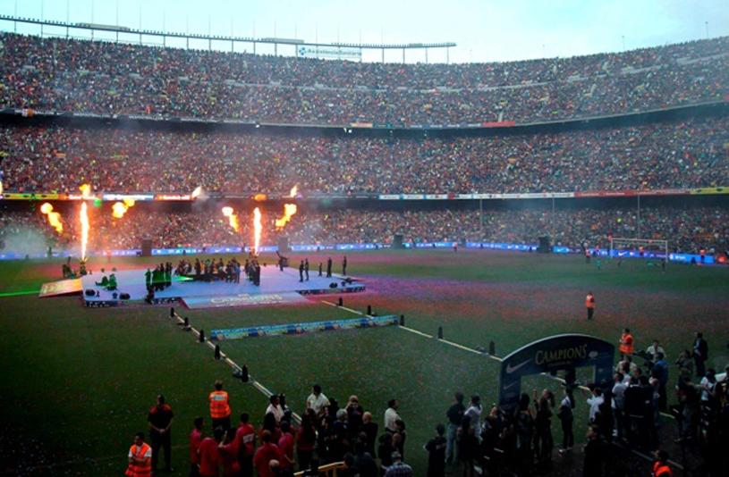 Schimbă FC Barcelona numele stadionului Camp Nou? Ce s-a întâmplat după moartea lui Johan Cruyff