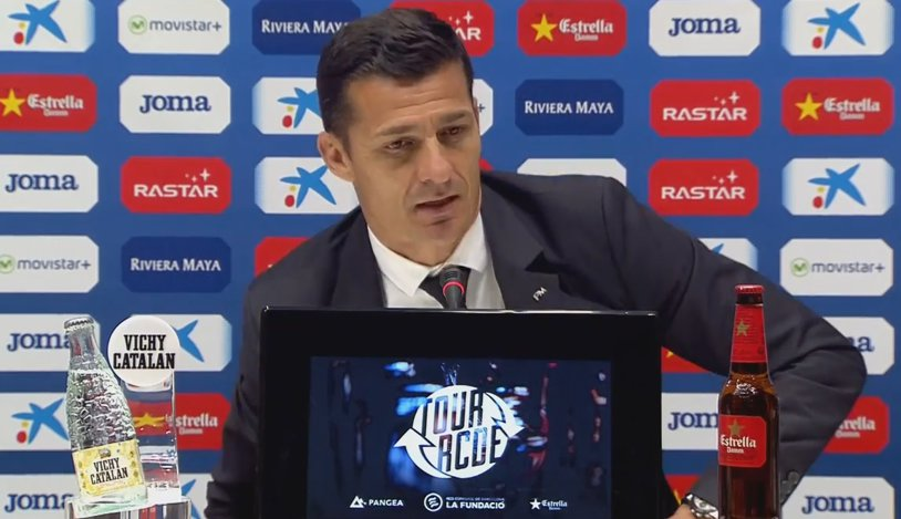 """Gâlcă, avertisment pentru jucătorii lui Espanyol: """"Nu am realizat nimic, încă ne lipsesc puncte!"""" Cum explică umilinţele cu Real şi Sociedad"""