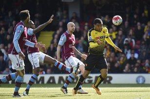 Era minutul 90 şi Aston Villa conducea cu 2-1 pe terenul lui Watford. Ce a urmat în ultimele trei minute se poate vedea doar în Premier League