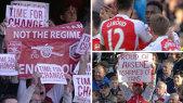 """Scuzele lui Wenger! Lecţia de umilinţă """"predată"""" de francez după ce fanii lui Arsenal l-au anunţat că s-au săturat de el"""