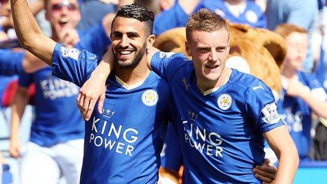 """Patronul lui Leicester, dezvăluiri despre starul Vardy: """"A avut probleme cu alcoolul. Venea băut la antrenamente"""""""