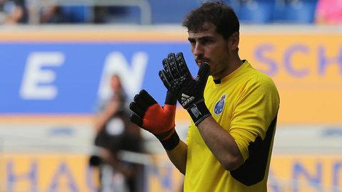 Casillas se va muta în Statele Unite ale Americii şi va juca pentru echipa lui David Beckham