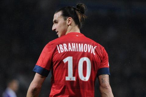 AS Roma a intrat în cursa pentru Ibrahimovic: italienii îi oferă un contract pe două sezoane