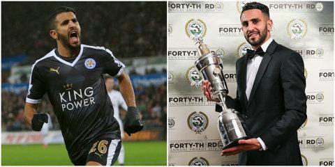 Mutare spectaculoasă în Premier League! Francezii anunţă că Mahrez a decis să plece de la Leicester şi s-a înţeles deja cu noua echipă