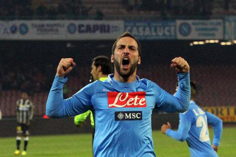 Juventus face transferul verii în Europa, pentru 95 de milioane de euro! FOTO   Dovada că Higuain a trădat-o pe Napoli
