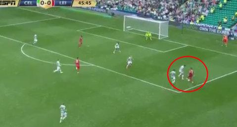 S-a întors Leicester! VIDEO Gol fabulos marcat de Riyad Mahrez în amicalul cu Celtic