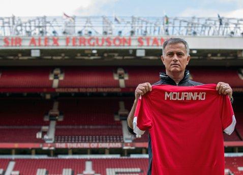 """Jose Mourinho şi momentul în care a fixat obiectivul lui United: """"Asta vreau, din primul sezon! Cum să spun înainte de startul sezonului că obiectivul e top 4!?"""""""
