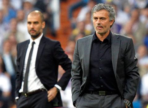 Fanii mai au de aşteptat: primul meci dintre Mourinho şi Guardiola a fost anulat
