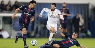 Fără Bale, Ronaldo sau Modric, Real Madrid a fost la un pas să fie umilită de PSG! În minutul 40, francezii conduceau cu 3-0