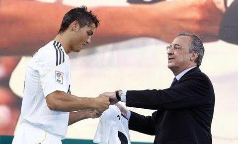 Florentino Perez a făcut anunţul aşteptat de toţi fanii Realului. Viitorul lui Cristiano Ronaldo a fost decis