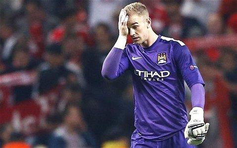 Din Champions League, la retrogradare. Prima echipă care face o ofertă oficială pentru Joe Hart, după ce Guardiola i-a transmis că poate să plece