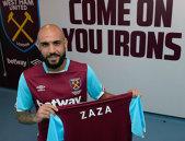 West Ham şi-a adus atacant de la Juve, după ce n-a putut să înscrie în poarta Astrei. OFICIAL | Zaza a ajuns la Londra