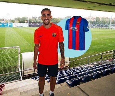 """Barcelona a reuşit al şaselea transfer al verii. Catalanii au plătit 30 de milioane de euro şi au renunţat la un jucător de viitor pentru un atacant """"world class"""""""