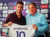 """Anderlecht şi-a adus un """"număr 10"""" la doar o zi după transferul lui Stanciu! OFICIAL   Transferul făcut AZI de belgieni"""