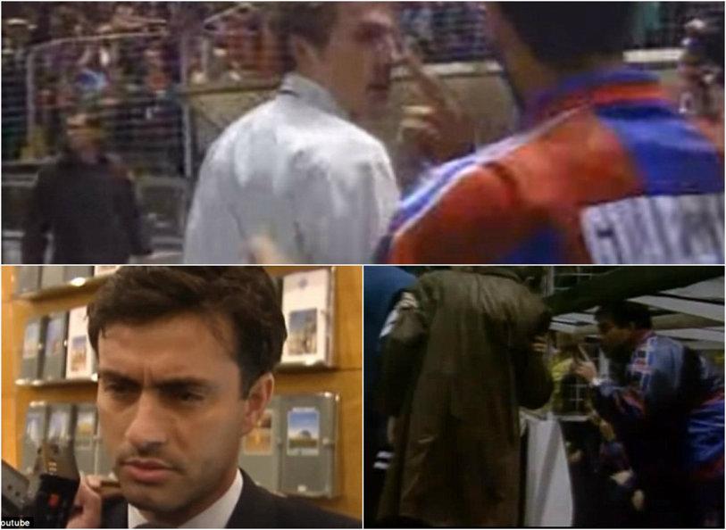 VIDEO DOCUMENT | Momentul în care Guardiola a sărit să-l apere pe Mourinho. Cum s-a transformat relaţia celor doi peste ani
