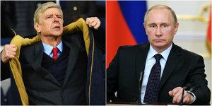 """Povestea transferului """"intermediat"""" de Vladimir Putin! Cum a ajuns Arsenal să-i plătească lui Zenit de două ori mai mult decât şi-ar fi dorit pentru un jucător"""