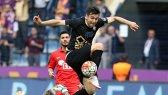 Raul Rusescu a fost titular pentru Osmanlispor în înfrângerea cu Kasimpaşa, scor 1-2
