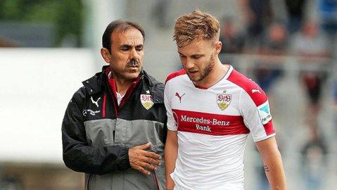 Alexandru Maxim a jucat 18 minute pentru Stuttgart în înfrângerea, 0-2, cu Borussia Monchengladbach