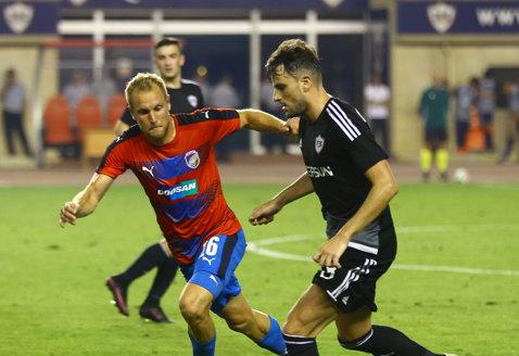 Probleme pentru Viktoria Plzen înainte de returul cu Astra! Cehii, eliminaţi din Cupă de divizionara secundă FC Opava