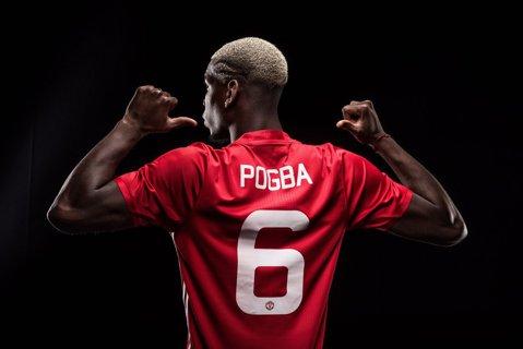 """Mourinho cere timp pentru Pogba şi surprinde: """"Paul poate fi un fundaş central foarte bun, are toate calităţile necesare!"""""""