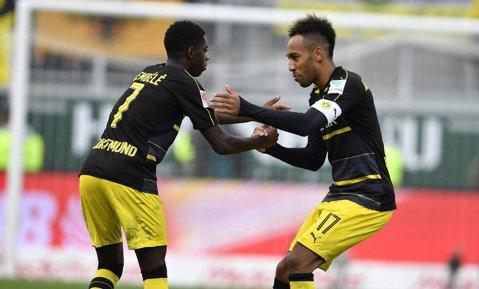 Dortmund a avut nevoie de lovituri de departajare pentru a trece de o divizionară secundă în Cupa Germaniei