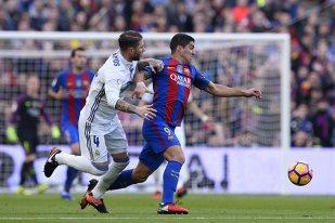 Acelaşi erou neaşteptat! Ramos e din nou decisiv, anulează golul lui Suarez şi El Clasico 265 nu are un câştigător. Barcelona - Real Madrid 1-1 şi oaspeţii păstrează şase puncte faţă de marea rivală