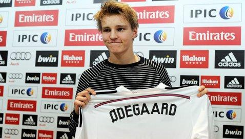 Martin Odegaard pleacă în iarnă de la Real Madrid. Unde a fost surprins tânărul mijlocaş novergian