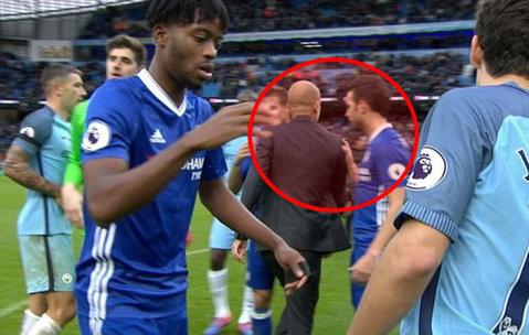 """Reacţia lui Guardiola după gestul """"înţeles greşit"""" de la finalul derby-ului cu Chelsea! VIDEO De ce l-a """"ignorat"""" pe Fabregas"""
