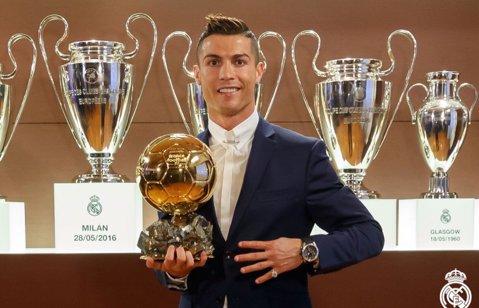 Din nou istorie! Recordul stabilit de Cristiano Ronaldo în 2016. TOP 20 marcatori în competiţiile internaţionale în acest an