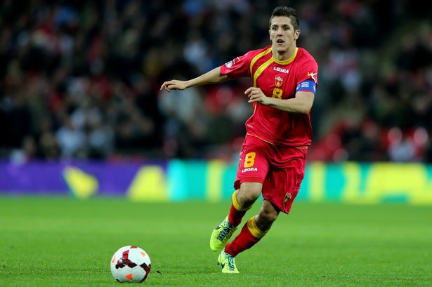 Vedeta naţionalei Muntenegrului schimbă echipa şi campionatul. Unde va juca Jovetic