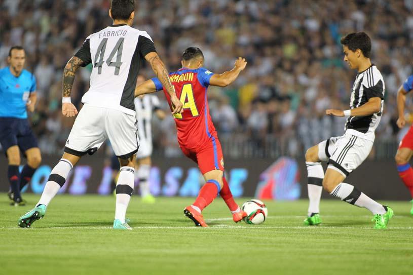 SURPRIZĂ | Partizan Belgrad a fost exclusă din cupele europene pentru următoarele trei sezoane