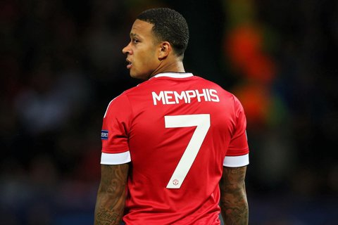 Memphis Depay s-a transferat de la Manchester United la Lyon