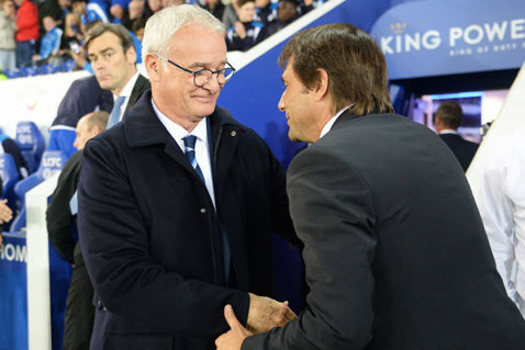 Antrenorii din Premier League fac front comun pentru Ranieri! Ce a spus Antonio Conte după demiterea care a uimit lumea fotbalului