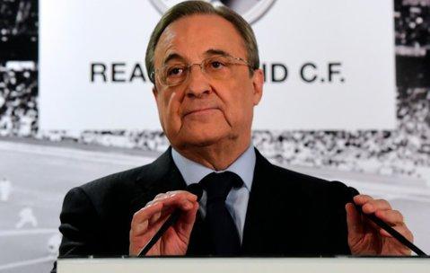"""Figo, Owen, Ronaldo, Bale şi acum el! Florentino Perez face un nou transfer """"galactic"""" pentru a fi sigur de încă un mandat de preşedinte al Realului"""